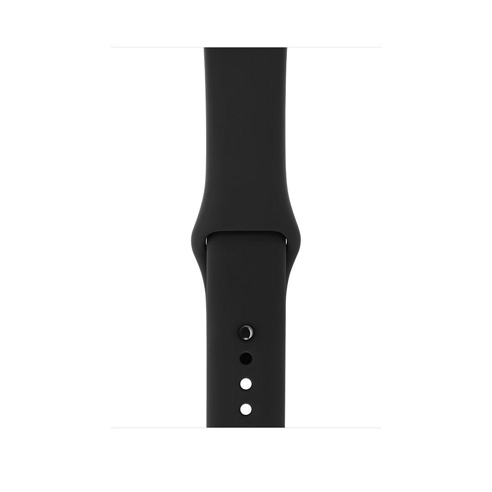Đồng hồ thông minh  Apple Watch series 3 đồng hồ thông minh 42mm GPS sâu xám đen trống nhôm kim loại
