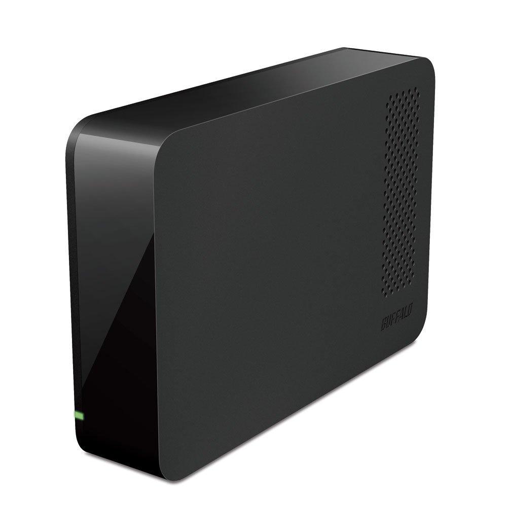BUFFALO DriveStation USB. 3.0 cứng màu đen Desktop 3 TB drive