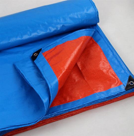 Vải bạt nhựa nhựa dày của xe vải bạt tấm bạt đậy hàng nhựa để che mưa lều vải bạt nhựa thấm nước kem