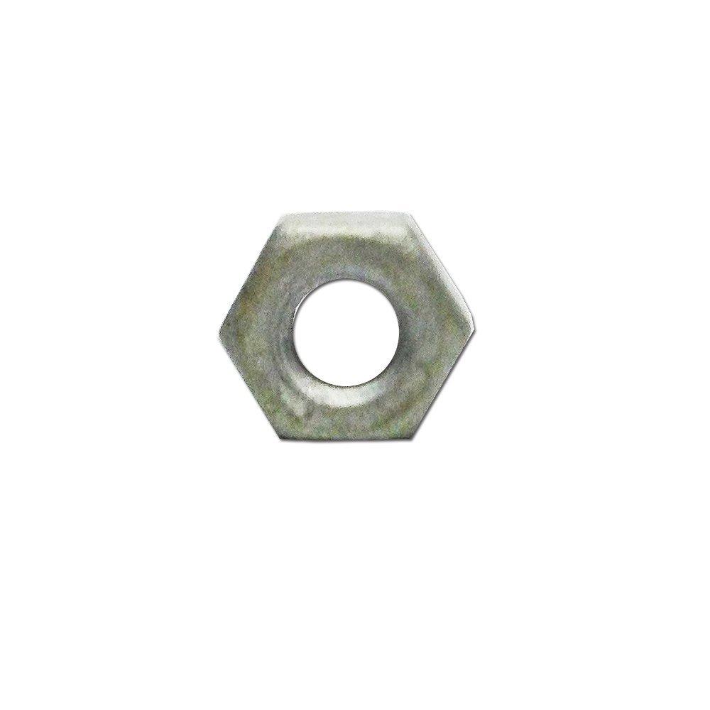 DURA-CON [1 / 2 - 13 đã hoàn tất sáu góc Nut, box của 50