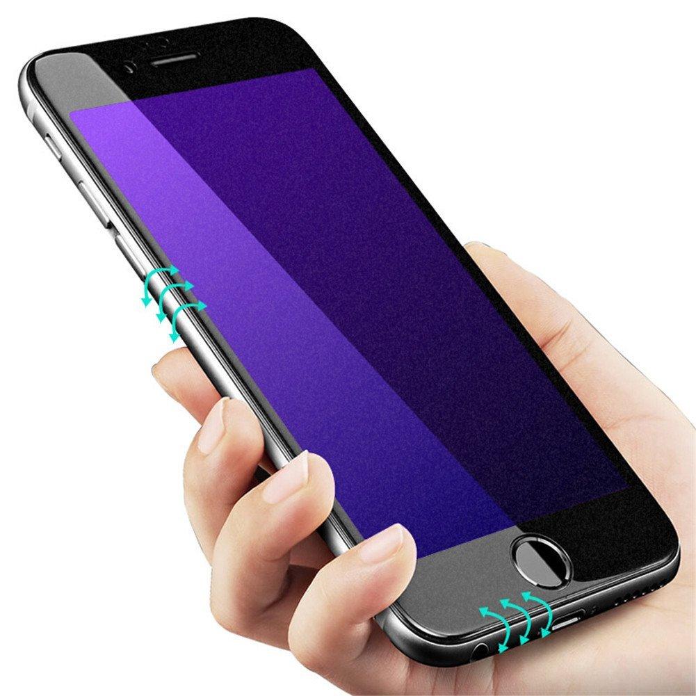 TIYA táo ở Ostia. IPhone8Plus thuỷ tinh công nghiệp phim táo 7Plus/8Plus General Violet màu xanh toà