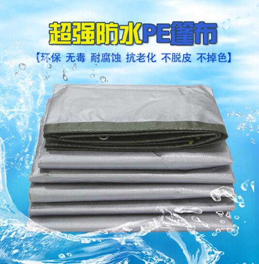 Vải bạt nhựa Walrus nhựa che vải dày của xe tải quân sự người ở ngoài lều vải tấm bạt đậy hàng vải b