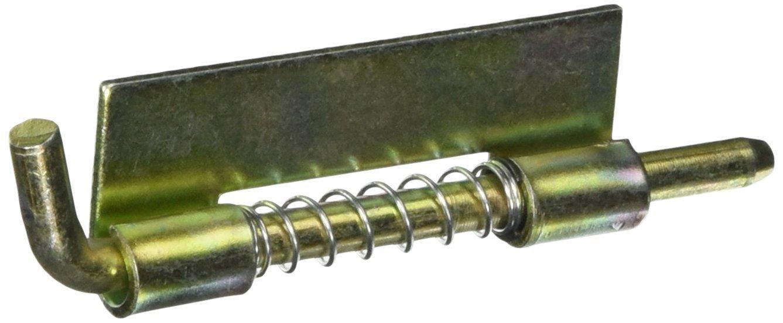 Uxcell lò xo kim loại. * * * * Xô bolt khóa cứng, 8.9 cm