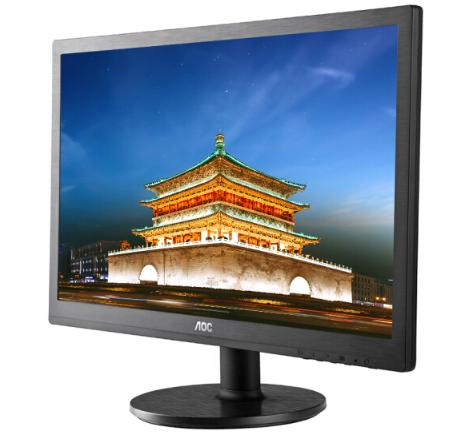 Màn hình LED AOC M2060SWD 19.53 inch góc rộng độ nét cao MVA toàn màn hình tinh thể lỏng (máy tính d