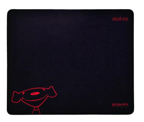 Mousepad dostyle MP101 băng trượt Mousepad JOY Edition ngà voi đen
