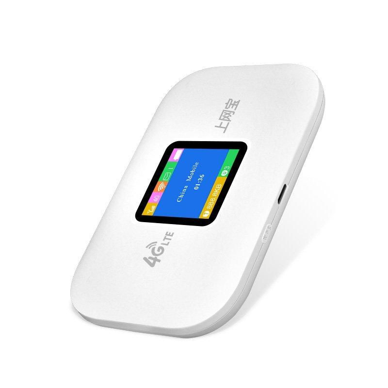 Ben, đằng M100 4G bộ định tuyến không dây viễn thông 3G xe gắn MIFI internet kho báu di chuyển WiFi