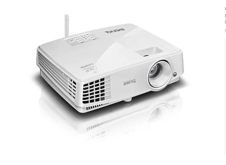 Cast từ Desktop (BenQ) E310 Office Smart máy Beamer (SVGA Resolution 3200 chiếu không dây điện thoại