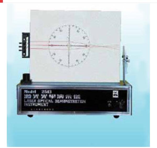 Công nghệ giáo dục dạy học thí nghiệm thiết bị dụng cụ quang học tia laser đo chứng minh xác