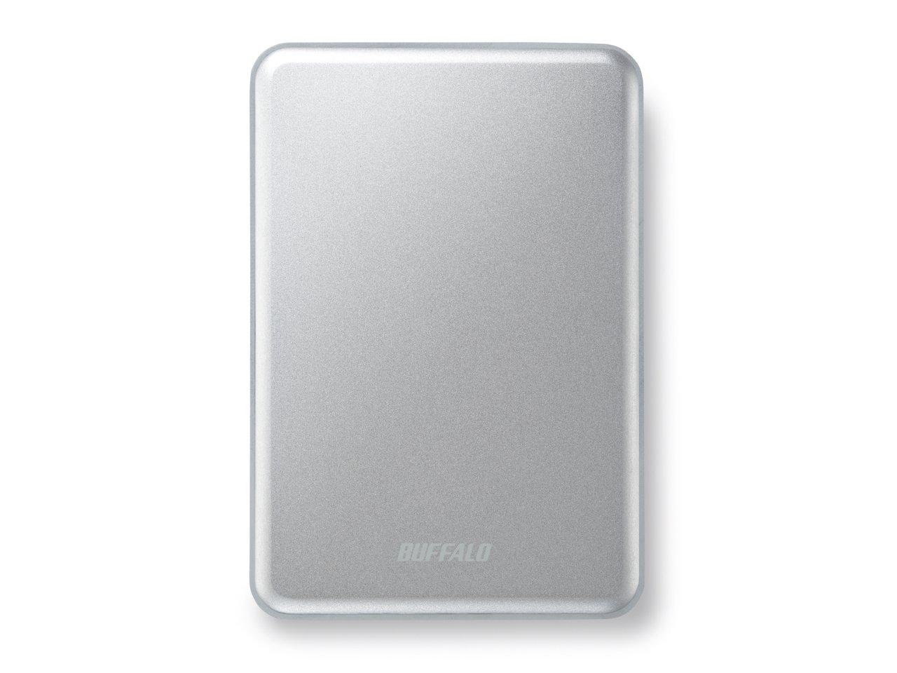 BUFFALO 1 TiB ministation SLIM USB ổ cứng – black-parent 3.0 inch 8.8 mm