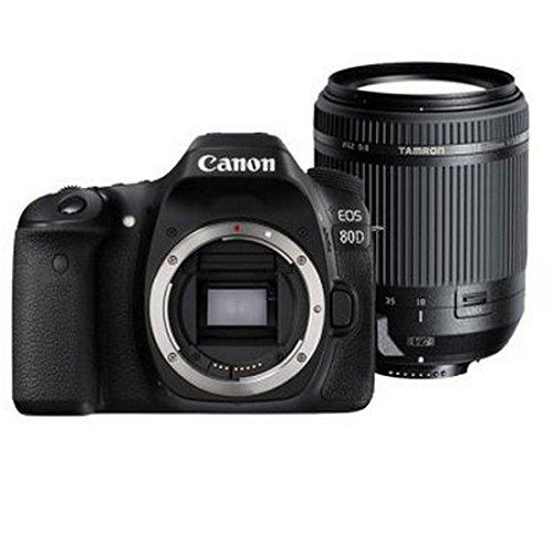 Máy ảnh phản xạ ống kính đơn / Máy ảnh SLR  [lấy Huệ Digital] Canon CanonEOS 80D camera kỹ thuật số