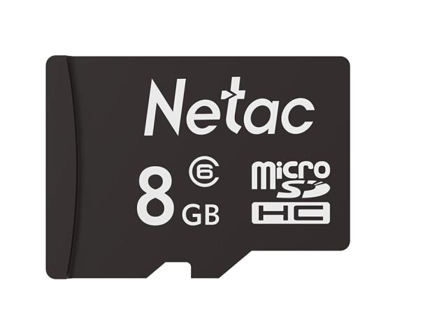 (Netac) 8G Class6 bộ nhớ điện thoại thẻ phòng điều tra cháy nổ (micro-SD thẻ thẻ lưu trữ tốc độ âm t