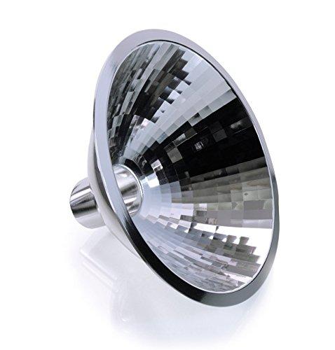 Phần cứng máy tính xách tay  Eko-light e003458 tuba 12 độ phản xạ phụ tùng phụ kiện / laptop, bạc.