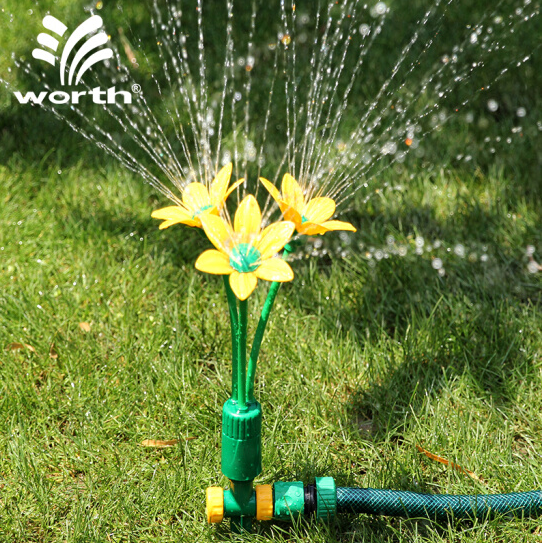 Worth dụng cụ làm vườn cỏ vườn tưới rau vườn tưới tự động quay về phần thiết bị nông nghiệp 5455 bộ