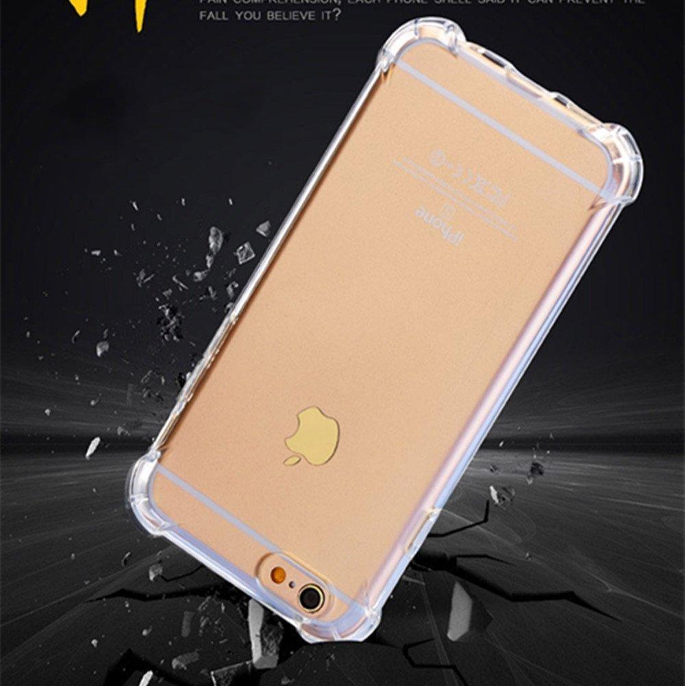 TIYA  6 / Ostian Tiya iphone6 Apple iPhone / 6S vỏ điện thoại di động 6S bộ bảo vệ hệ vỏ bảo vệ TPU