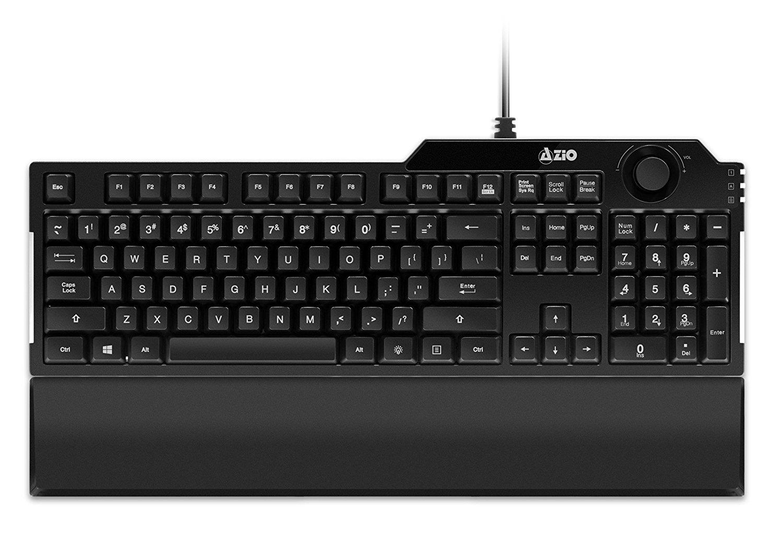 Aluratek azio L 70, bàn phím, màu đen (agb600 ° F)