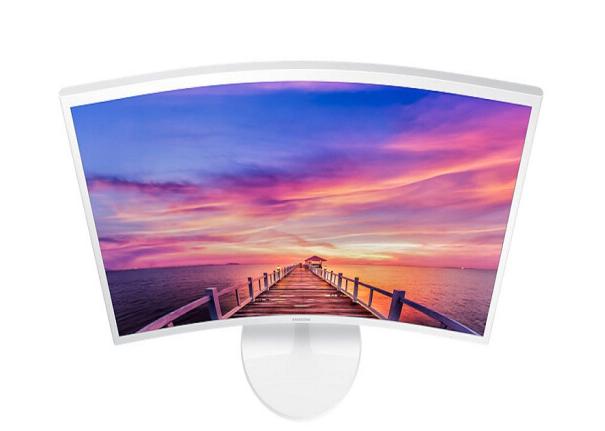 Máy tính màn hình Samsung (SAMSUNG) 27 inch màn hình tinh thể lỏng dẫn độ nét cao bề mặt máy tính C2
