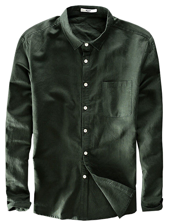 Bá Rand Xuân thu mới của Trung Quốc trai lanh dài tay áo gió giản lược Leisure áo trắng mỏng áo số l