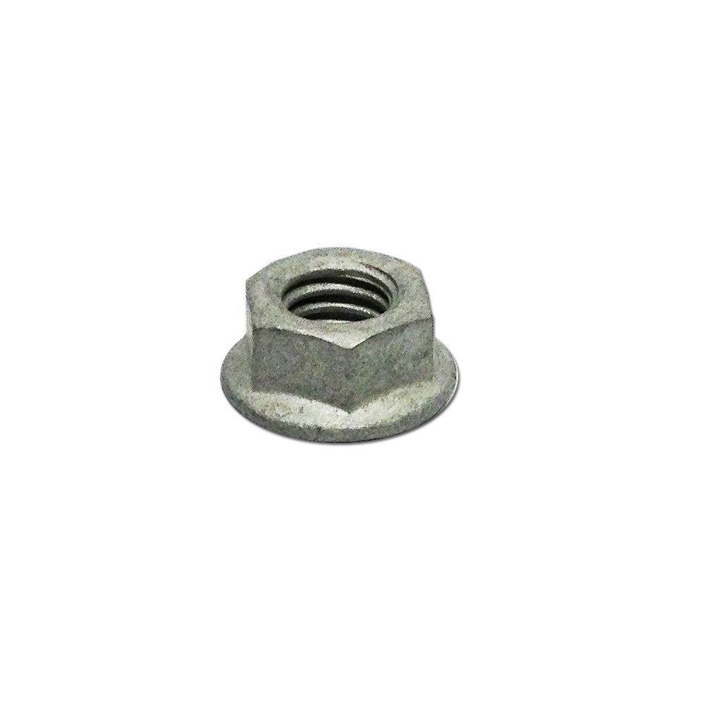 Dura-con 317037cdcy 3 / 8-16-inch Jagged Frank Nut, hộp 100