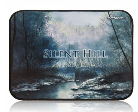 Mousepad radi mở rộng (Rantopad) H1+ cao su Mousepad Silent Hill.