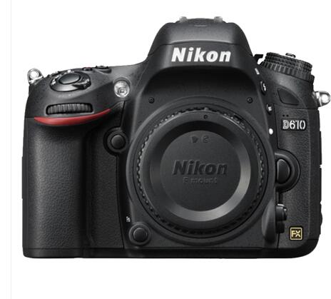 Nikon (Nikon) D610 khí quyển toàn bức tranh máy ảnh cao cấp thân máy bay không có ống kính máy quay