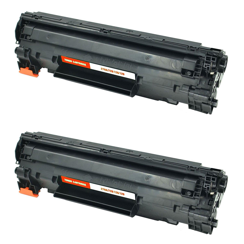 Hộp mực than   Amtoner tương thích với sản lượng cao thay thế việc áp dụng cho CANON 128 crg128 ° C1