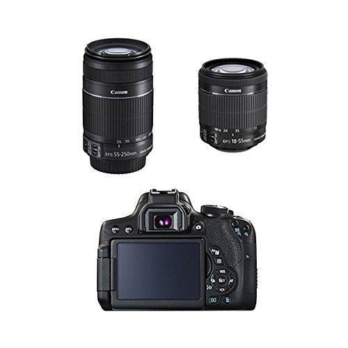 Máy ảnh phản xạ ống kính đơn / Máy ảnh SLR  Canon EOS 750D Canon giới thiệu máy ảnh kỹ thuật số, má