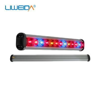 Đèn LED tăng trưởng nhà máy LED hoa vườn ươm thịt sọc cây tăng trưởng nhà kính đèn khoa học thực vật