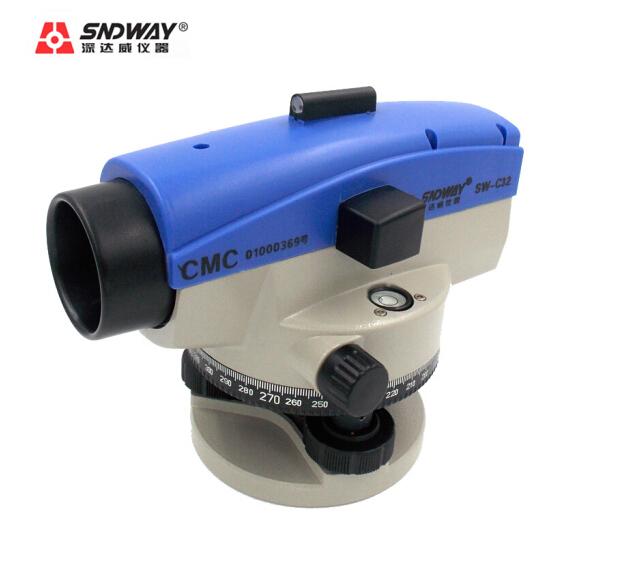 Sâu đo mức độ chính xác cao, bằng công cụ tự động an bình 32 lần SWC32 san lấp mặt bằng kỹ thuật qua