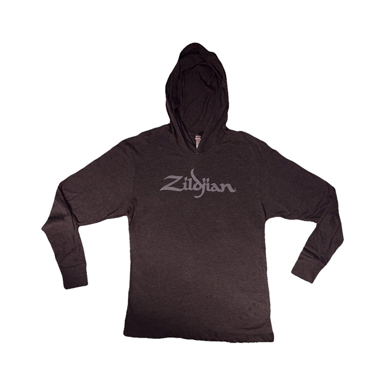 Avedis Zildjian Company            Shaw, công ty đặc Zildjian dài tay áo trùm đầu màu đen