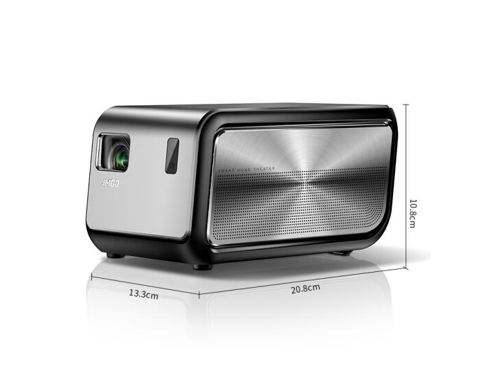 Cast từ Desktop Quả hạch (JmGO) J6S nhà máy chiếu máy toàn độ nét cao (khoảng 1100 bởi độ phân giải