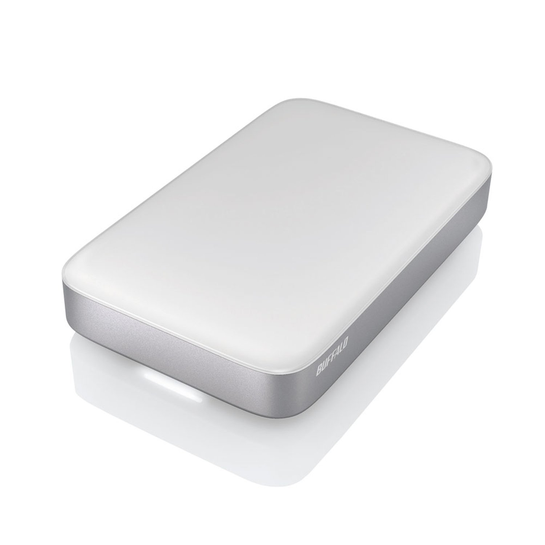 BUFFALO MiniStation 1 TiB Thunderbolt / 3.0 Portable cứng USB Drive with Thunderbolt Cable - HD-PA1.