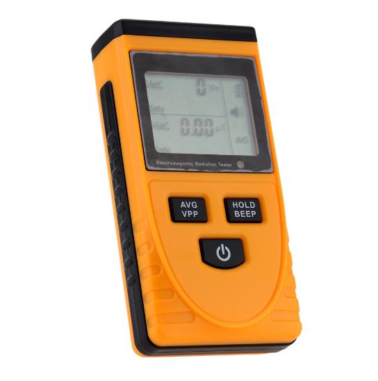 GM3120 nhà hồ đo bức xạ sóng điện từ dụng cụ đo bức xạ điện từ trường đôi điện thoại kiểm tra giám s