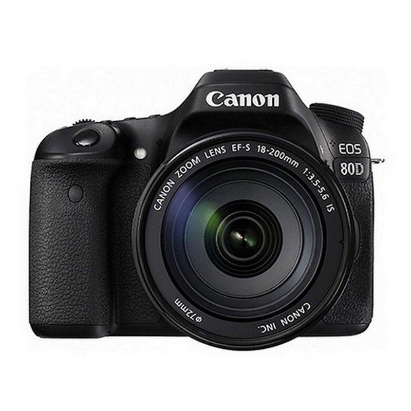 Máy ảnh phản xạ ống kính đơn / Máy ảnh SLR  Canon / Canon EOS 80 (EF - - s F - 18 - 200 mm / 3.5 ở b