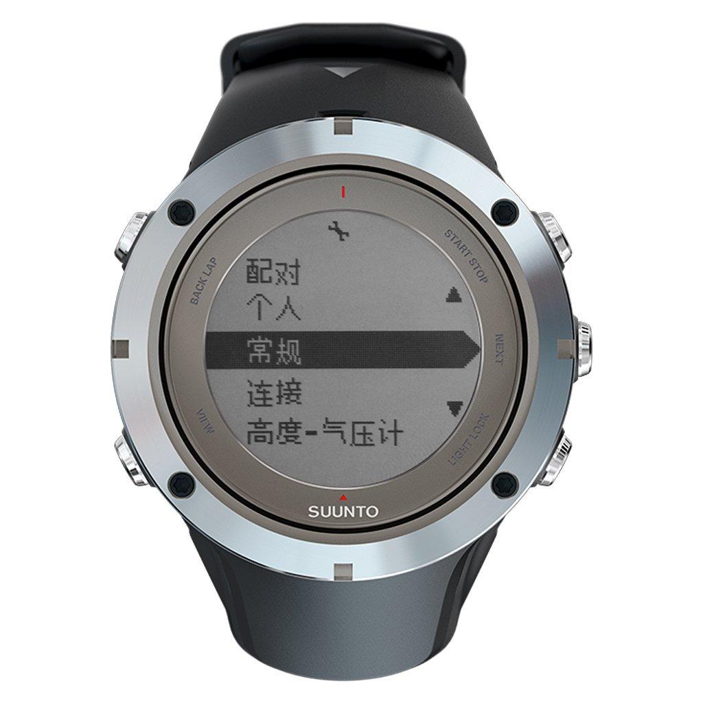 Suunto Finlandia mở rộng ambit3 đỉnh Trung 3 series đồng hồ thông minh ss020673000 đỉnh cao Ngọc Bíc