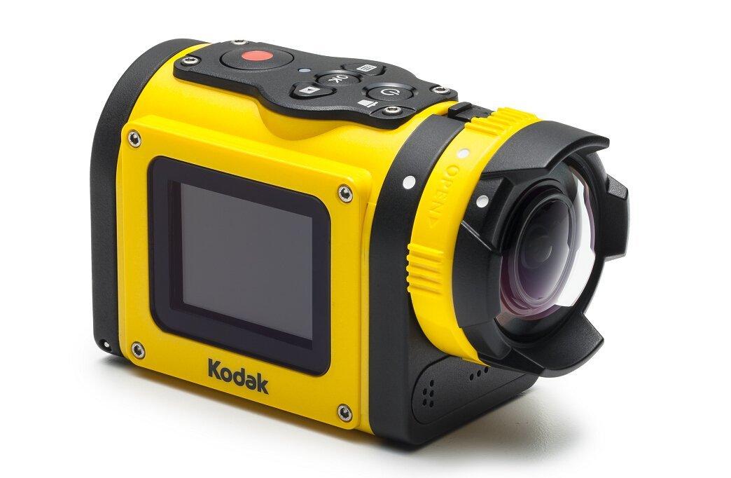 Kodak Koda, SP-1 bốn phòng thể thao phim / máy hoàn hảo. Bộ C (1424 triệu điểm ảnh 160 độ siêu rộng
