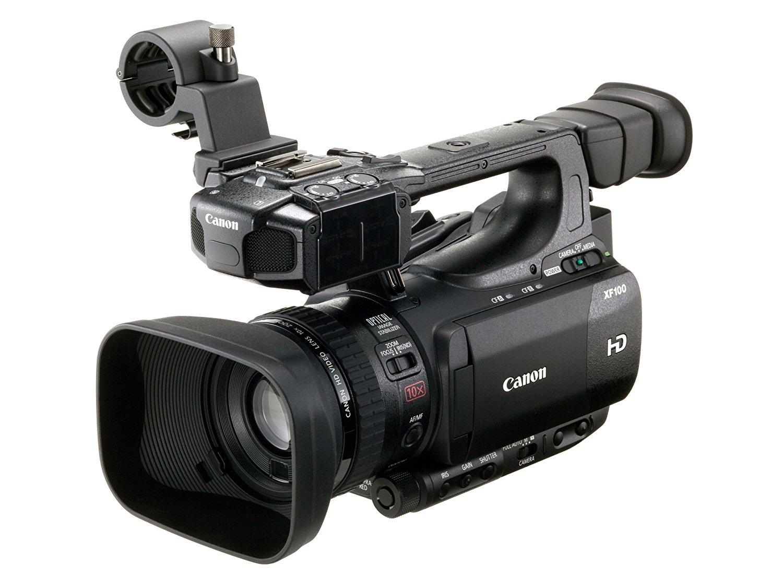 Canon XF100 chuyên nghiệp, máy ảnh kỹ thuật số