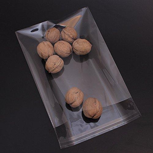 PHEZEN    Trong suốt hai lần Cello túi niêm phong cellophane sealing treat túi OPP túi nhựa có thể á
