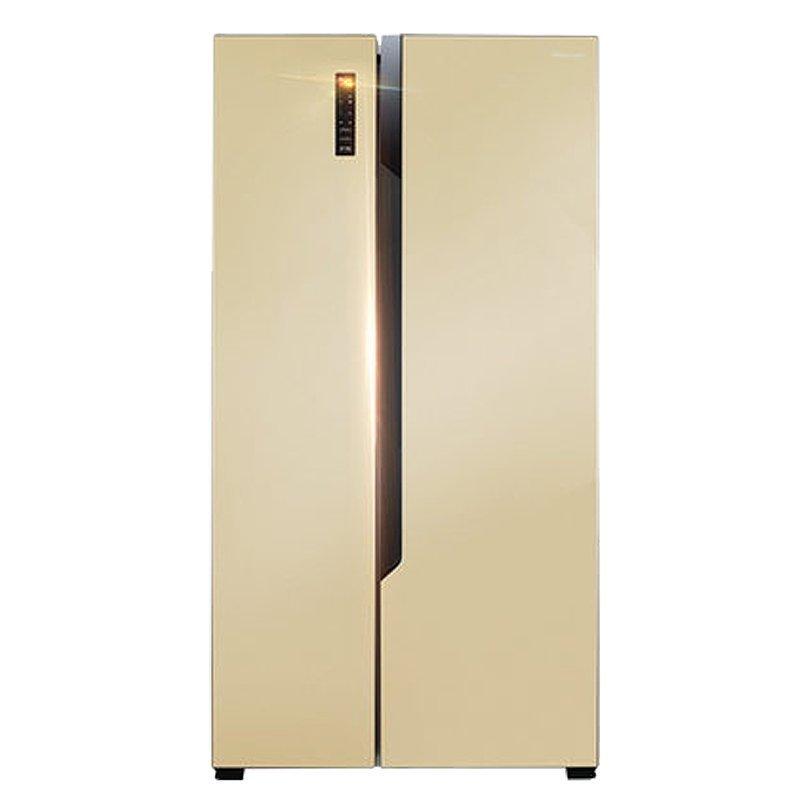 Hisense/ BCD-519WTVBP phải mở cửa tủ lạnh gia dụng có công suất lớn kem thay đổi tần số