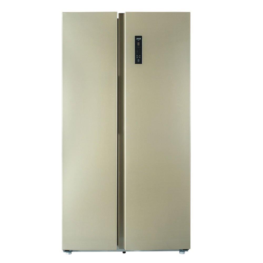 MeiLing BCD-568WPCJ 568 lít thay đổi tần số Vô Sương phải mở cửa tủ lạnh (màu vàng)