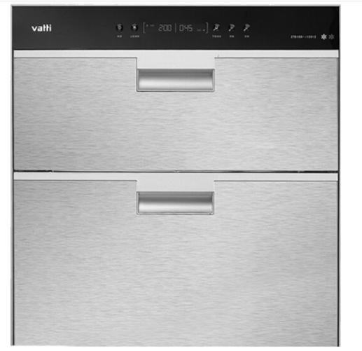 VATTI (VATTI) công suất lớn nhiệt khử trùng gia dụng hai ngôi sao trên bảng / ZTD100-i13012 nhúng đư