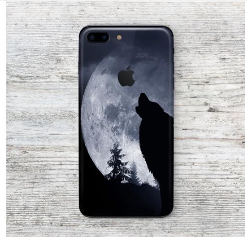 Miếng dán màn hình Da như điện thoại iPhone 7 miếng dán thêm miếng dán Apple 7plus5.5 lưng điện tho