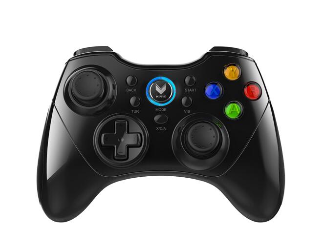 (Rapoo) V600S rung động không dây điện thoại Android / trò chơi cầm tay cầm máy tính / Smart TV /PS3