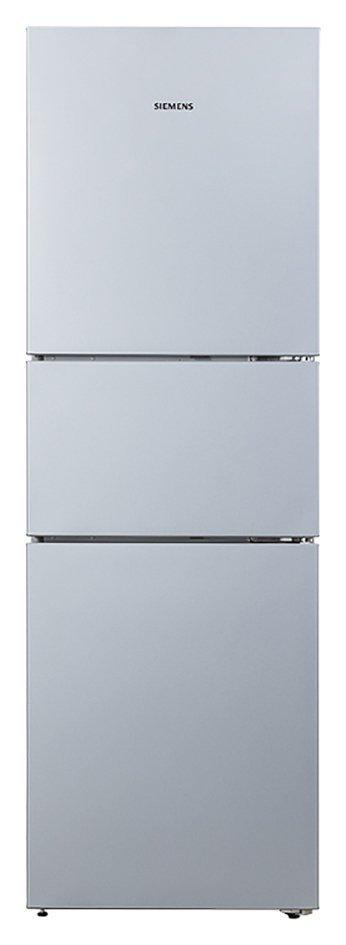 Siemens BCD-280W (KG28UA290C) thông minh không có kem trộn làm lạnh 0 độ tươi hơn 274 lít ba cửa tủ