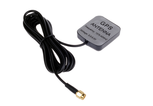 thiết bị định vị cầm tay bên ngoài (HIT CAR) xe gắn máy định vị GPS DVD đặc biệt một ăng - ten thu t