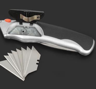 Công cụ Fukuoka Nhật Bản có nhiều khả năng thợ điện dao gấp giấy dán tường trang trí dao lưỡi dao hì