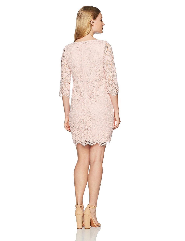 Đầm  JESSICA HOWARD xinh xắn tay áo lên 7 điểm. Chiếc váy ống?