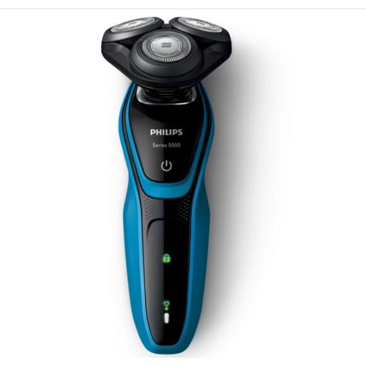 PHILIPS Philips (PHILIPS) dao cạo điện nhiều chức năng của ướt nước rửa dao S5077/03