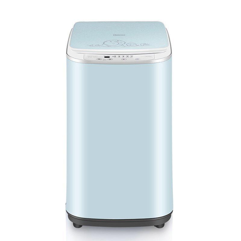 Hisense/ XQB30-M108LH 3 kg bé nhỏ Mini máy giặt tự động hoàn toàn.