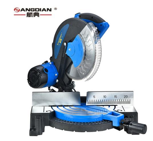 cưa Hàng điển 9255-2 cưa máy cưa 10 inch nhôm hợp kim nhôm cắt máy cắt xẻ nhiều góc 45 độ chính xác