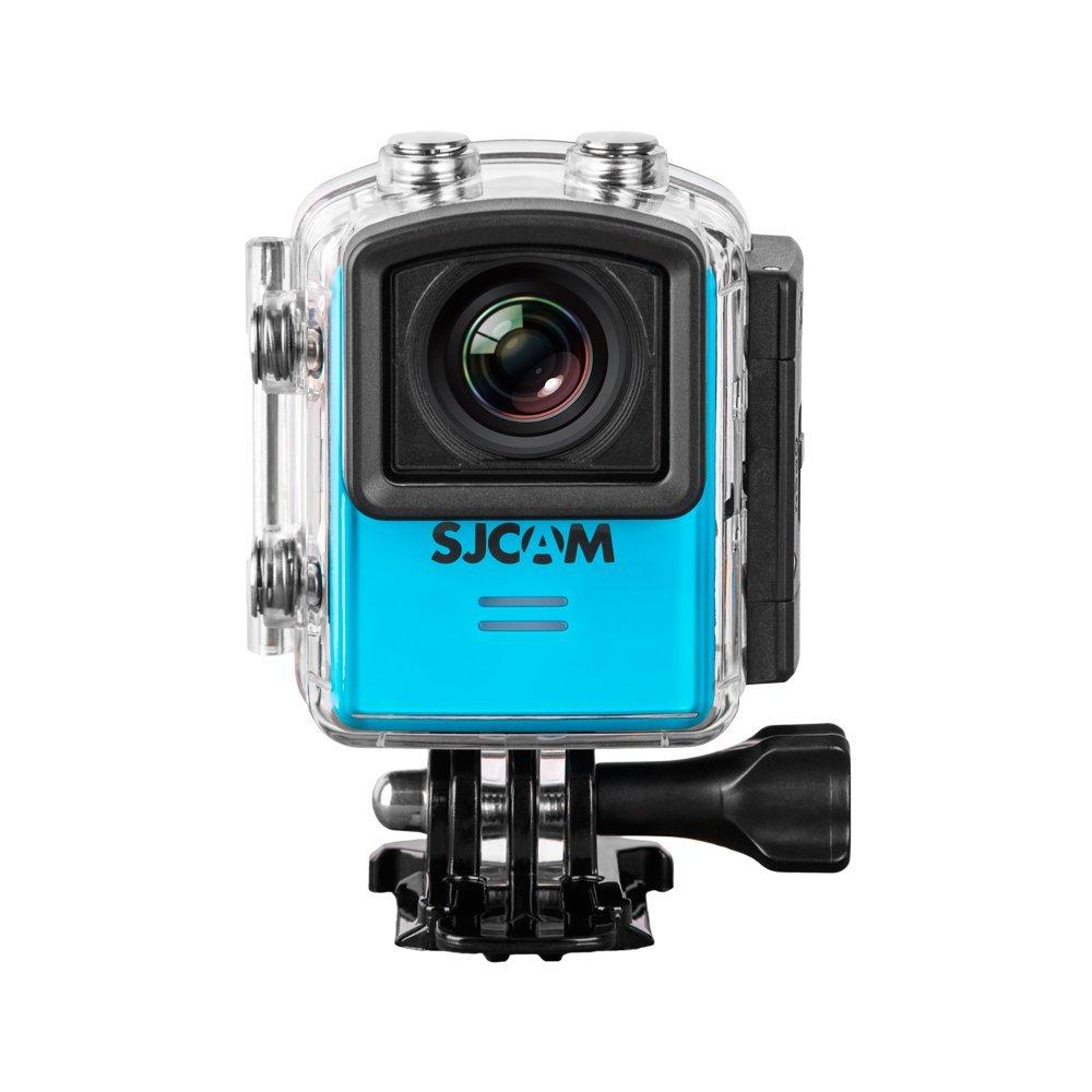 SJCAM Hoạt động thể thao SJCAM M20 camera, 4.7 inch màn hình – màu xanh.